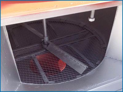 硫化干燥床